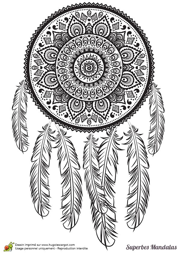 coloriage mandala adulte 27 - Coloriage Mandala Adulte