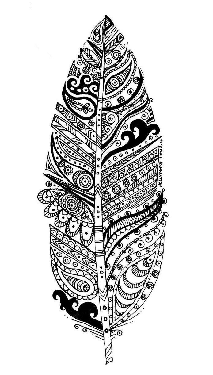 coloriage mandala adulte 57 - Dessin De Mandala