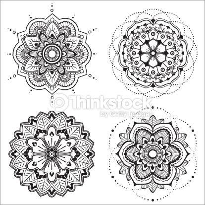 Coloriage mandala en ligne 28 dessin de mandala - Mandala coloriage en ligne ...