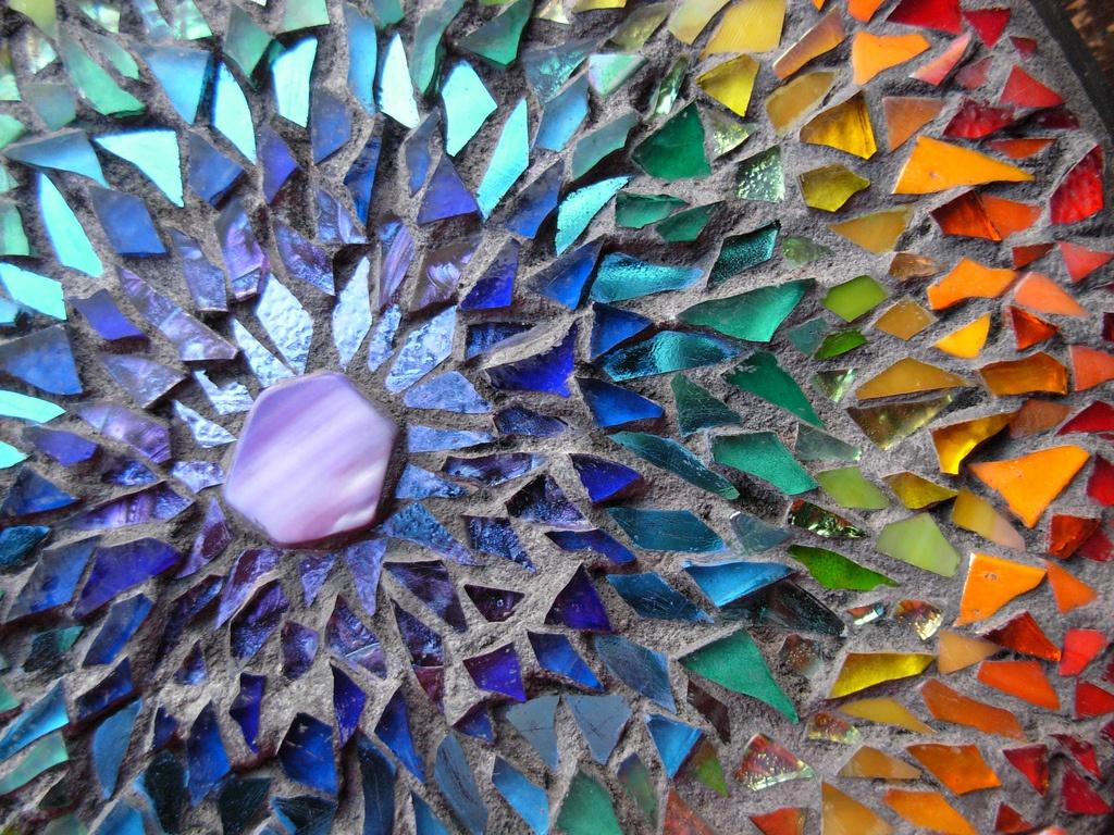 Coloriage Mandala Couleur.Coloriage Mandala Tout En Couleurs 07 Dessin De Mandala