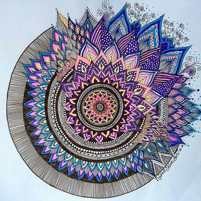 Dessin de mandalas a imprimer 02 dessin de mandala - Dessins de mandala ...