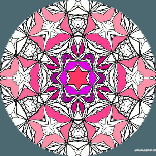 Dessin A Colorier Mandala Imprimer Numero 10 Dessin De Mandala